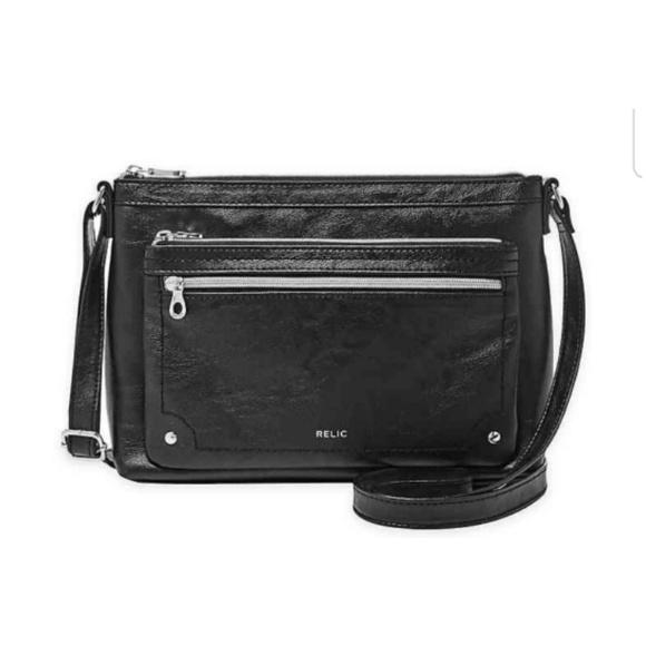 Relic Handbags - Relic Evie East West Crossbody Handbag